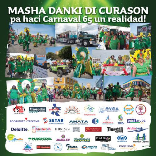 Aruba Doet Carnaval